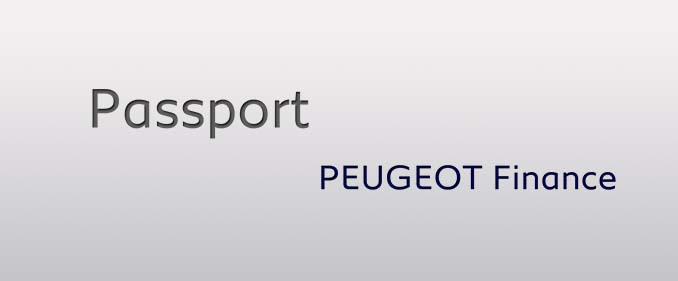 PEUGEOT PASSPORT