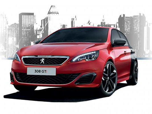 d9cb3274356 308 GTi reviewed by Auto Express and CAP Automotive