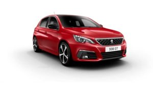 Motability for War Pensioners Offer | £Nil Advance Payment  | New 308 Allure 1.2L PureTech 130 S&S 6-speed