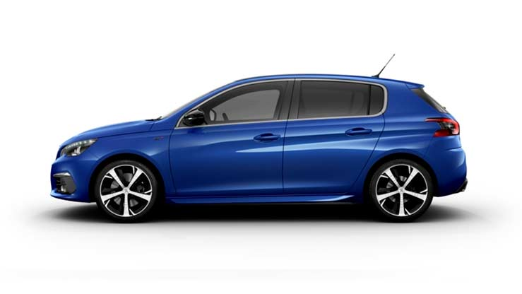 Motability for War Pensioners Offer | £Nil Advance Payment  | New 308 GT Line 1.2L PureTech 130 EAT8 S&S 8-speed