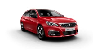Motability for War Pensioners Offer | £Nil Advance Payment  | New 308 SW Active 1.2L PureTech 130 EAT8 S&S 8-speed