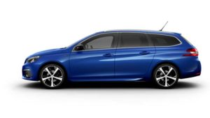 Motability for War Pensioners Offer   £Nil Advance Payment    New 308 SW Active1.2L PureTech 130 S&S 6-speed