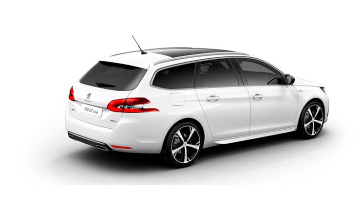 Motability for War Pensioners Offer | £Nil Advance Payment  | New 308 SW Allure 1.2L PureTech 130 EAT8 S&S 8-speed