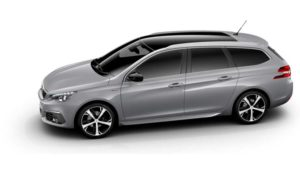 Motability for War Pensioners Offer | £Nil Advance Payment  | New 308 SW Tech Edition 1.5L BlueHDi 130 S&S 6-speed