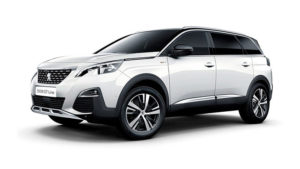 Motability for War Pensioners Offer | £Nil Advance Payment  | New 5008 GT Line 1.5L BlueHDi 130 EAT8 S&S