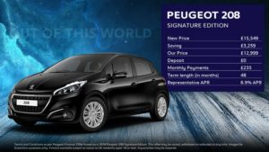 208 Signature · £235 per month with NIL deposit