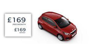 Passport | £169 deposit | £169 per month | 108 Active 5-door 1.0l 72