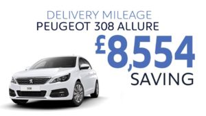 Delivery Mileage Savings: Bianca White 308 Allure