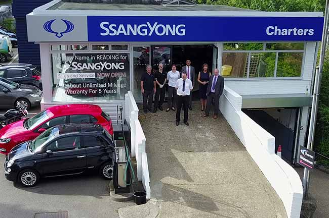 charters-ssangyong-reading-showroom