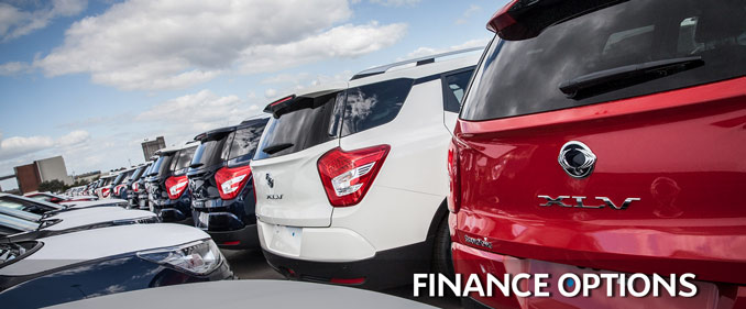 ssangyong-car-finance-options