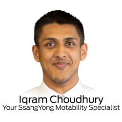 meet-danny-your-ssangyong-motability-specialist