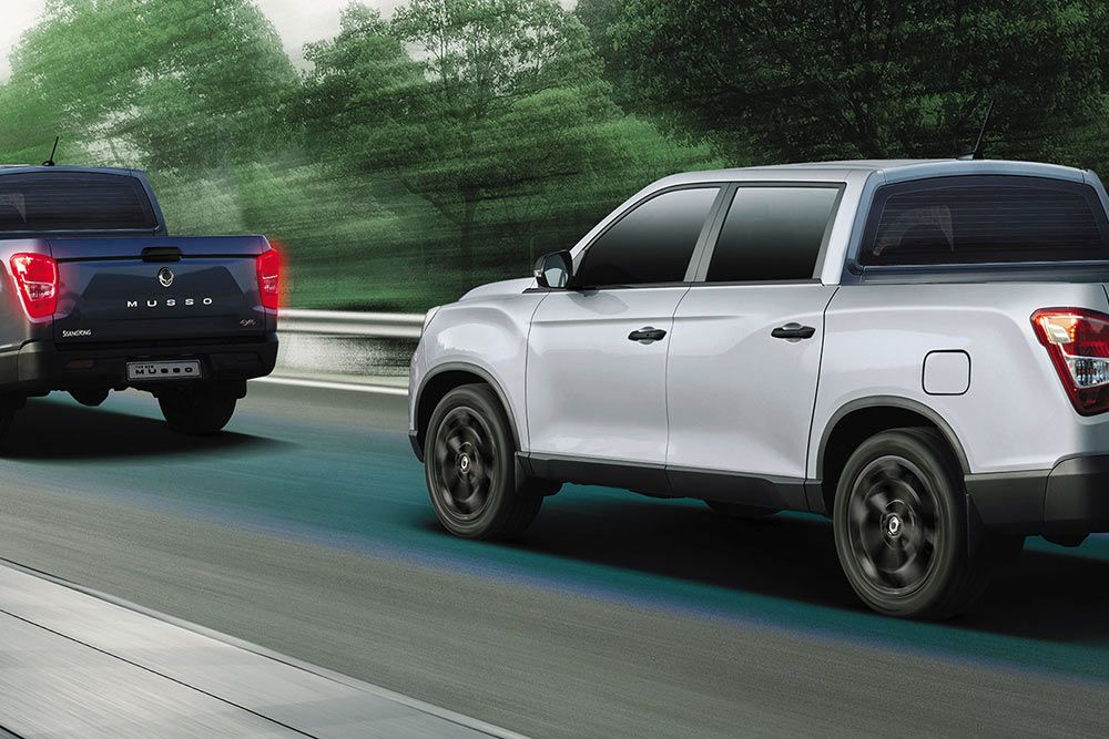 new-ssangyong-musso-pick-up-braking-safety