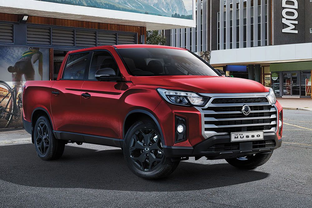 new-ssangyong-musso-pick-up-in-town