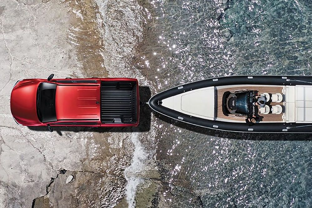 new-ssangyong-musso-pick-up-towing-boats