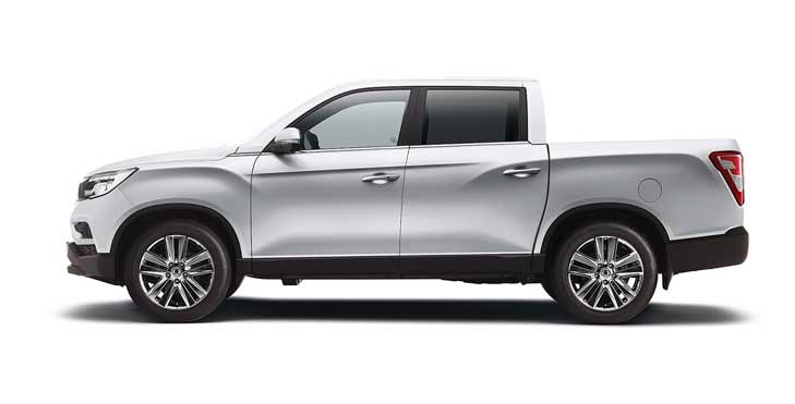ssangyong-musso-pickup-options