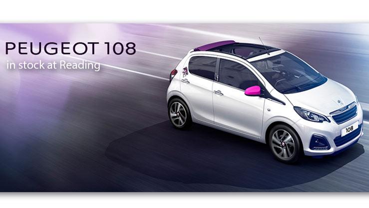used-peugeot-108-car-sales-reading-berkshire