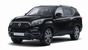 Business Contract Hire | £279 per month | New Rexton EX Manual 7-seat