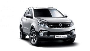 Hire Purchase | £4745 deposit | £245 per month | Korando SE Petrol 2WD