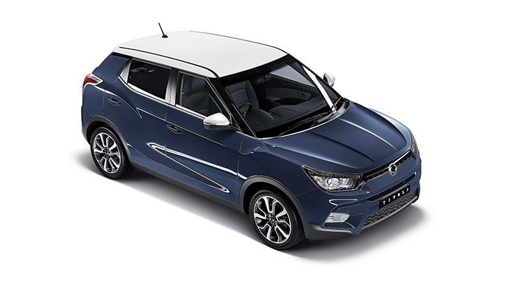 Hire Purchase | £5350 deposit | £269 per month | Tivoli Uitimate Diesel Auto 2WD