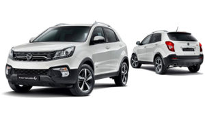 Hire Purchase | £5915 deposit | £309 per month | Korando LE Diesel Auto 2WD