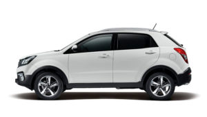 Hire Purchase | £6355 deposit | £339 per month | Korando ELX Diesel 4x4