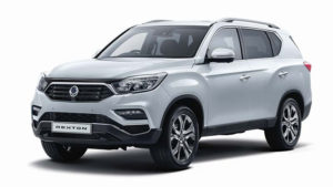 Outright Purchase | £33495 for a New Rexton ELX Manual