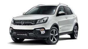 Hire Purchase | £5955 deposit | £289 per month | Korando LE Diesel 2WD