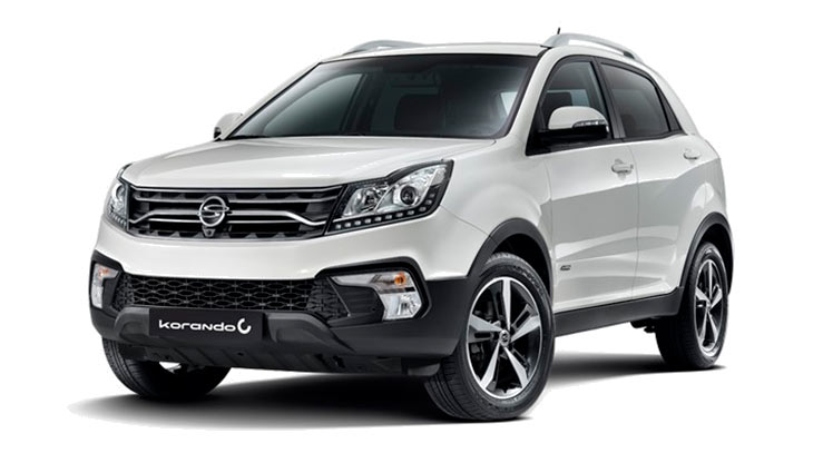Hire Purchase   £5955 deposit   £289 per month   Korando LE Diesel 2WD
