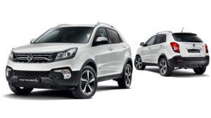 Hire Purchase | £6415 deposit | £309 per month | Korando LE Diesel Auto 2WD