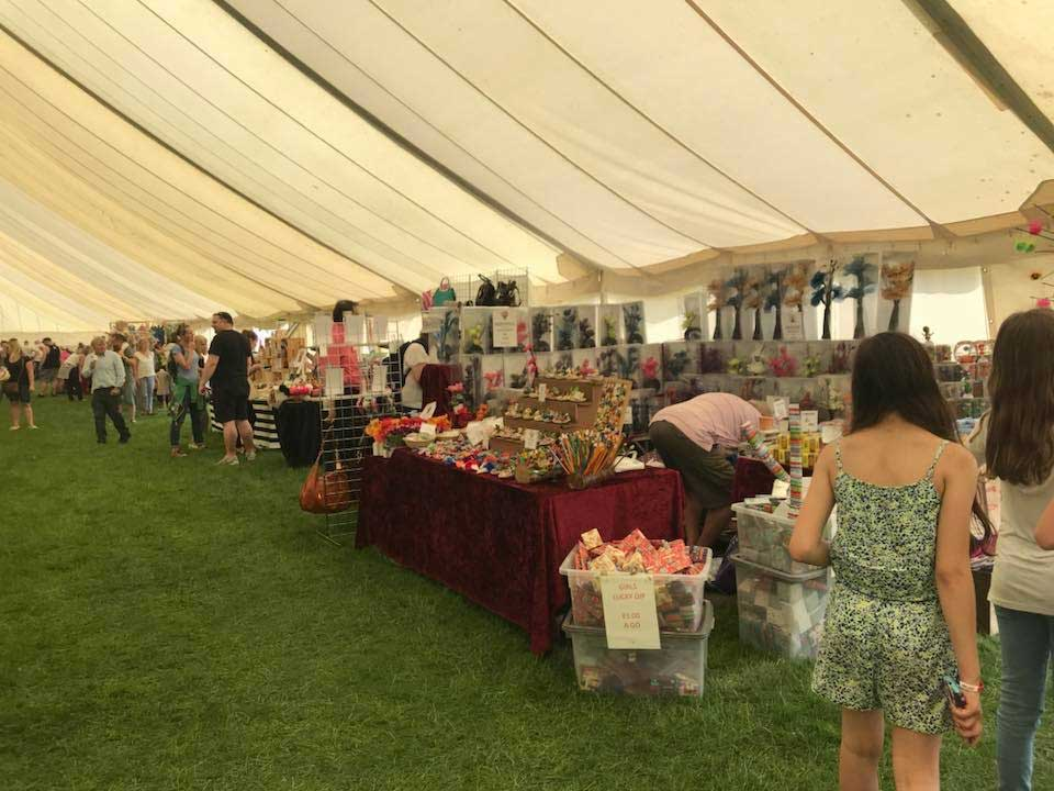 crafts-tent-at-berkshire-country-fayre-2019-englefield-estate-theale-1