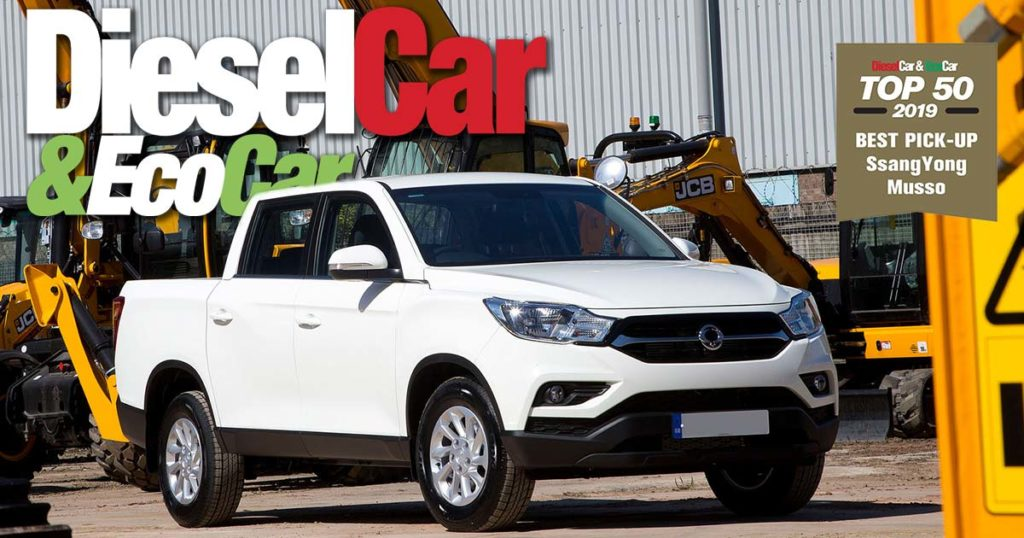 new-ssangyong-musso-wins-best-pickup-dieselcar-ecocar-2019-awards-fba