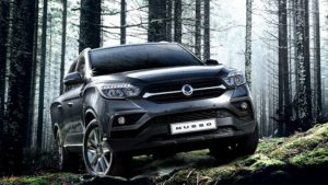 Hire Purchase   £7737 deposit   £349 per month   Musso EX Manual