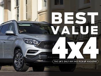 best-value-4x4-ssangyong-rexton-nwn