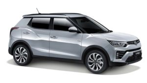 Hire Purchase | £3833 deposit | £219 per month | New Tivoli EX 1.2-litre Petrol Manual