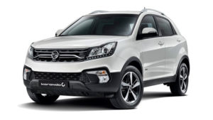Hire Purchase | £5184 deposit | £229 per month | Korando SE Diesel 2WD