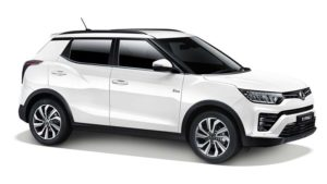 Hire Purchase | £6953 deposit | £279 per month | New Tivoli Ultimate 1.5-litre Petrol Manual