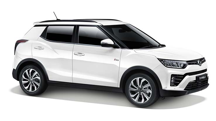 Hire Purchase | £7453 deposit | £279 per month | New Tivoli Ultimate Nav  Petrol