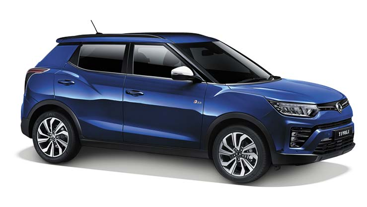 Hire Purchase   £8993 deposit   £299 per month   New Tivoli Ultimate 1.6-litre Diesel Automatic