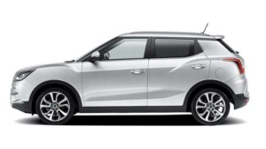 Outright Purchase | £16995 for a Tivoli ELX Diesel 2WD