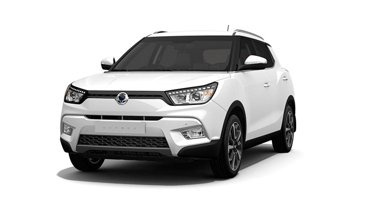 Outright Purchase | £19495 for a Tivoli Ultimate Diesel 2WD