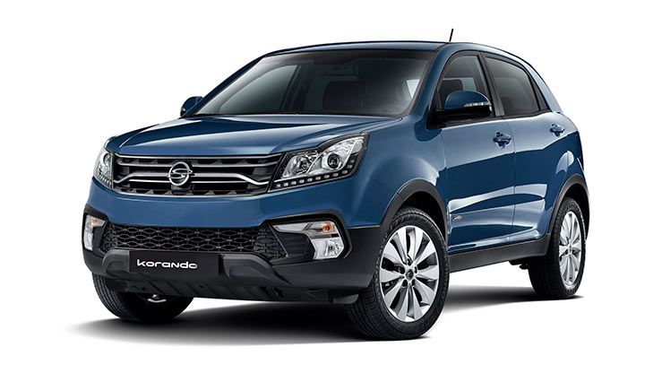 Outright Purchase | £19995 for a Korando LE Diesel 2WD