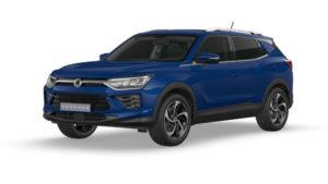 Outright Purchase | £20395 for a New Korando ELX petrol manual