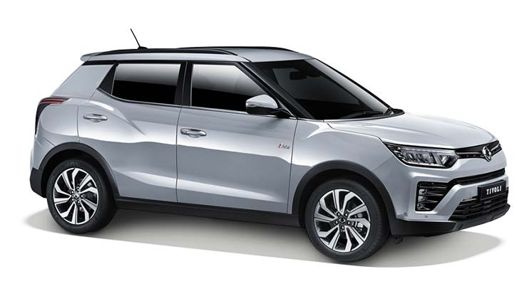 Outright Purchase   £20845 for a New Tivoli Ultimate Nav 1.5-litre Petrol Manual