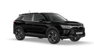 Outright Purchase | £25245 for a New Korando Ventura petrol Automatic