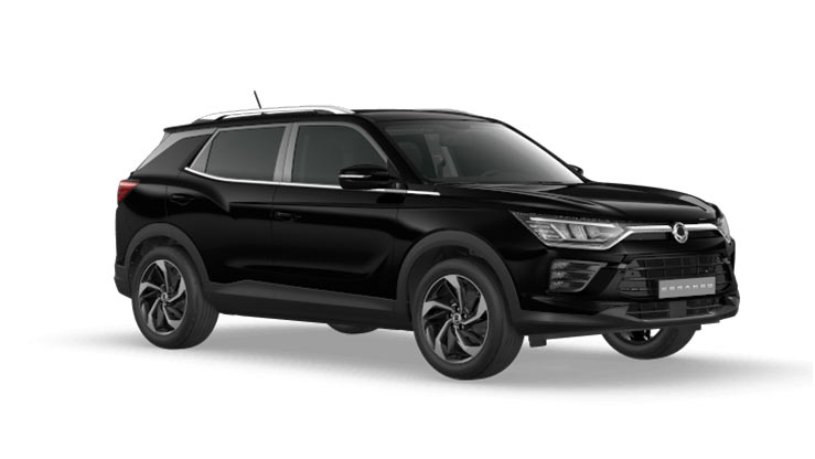 Outright Purchase | £27245 for a New Korando Pioneer diesel auto