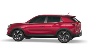 Outright Purchase | £28745 for a New Korando Ultimate petrol auto