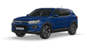 Outright Purchase | £29245 for a New Korando Pioneer diesel auto 4WD