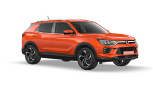Outright Purchase | £32745 for a New Korando Ultimate Diesel Auto 4x4