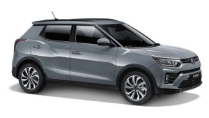 Personal Contract Purchase   £670 deposit contribution on the New Tivoli Ultimate 1.5-litre petrol Automatic