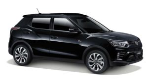 Personal Contract Purchase   £670 deposit contribution on the New Tivoli Ultimate 1.5-litre Petrol Manual